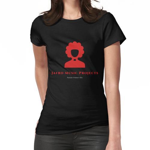 Logo von Jafro Music Projects Frauen T-Shirt