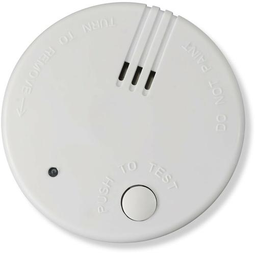 15x Mini-FL2 Rauchmelder - hochwertiger & diskreter Mini Brandmelder Feuermelder Rauchwarnmelder