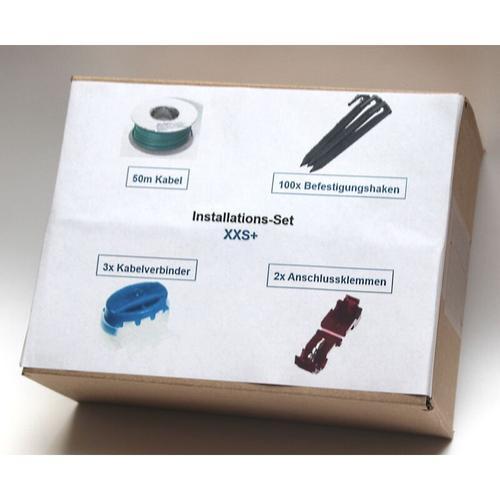 Installation Set XXS+ kompatibel mit Ambrogio ® L250 L300 L400 Kabel Haken Verbinder Installation