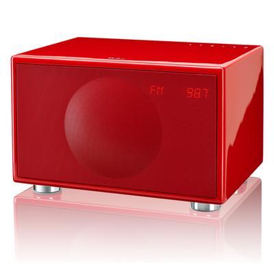 Geneva - Hi-Fi Speaker Model M Red - red | M . - Red/Red