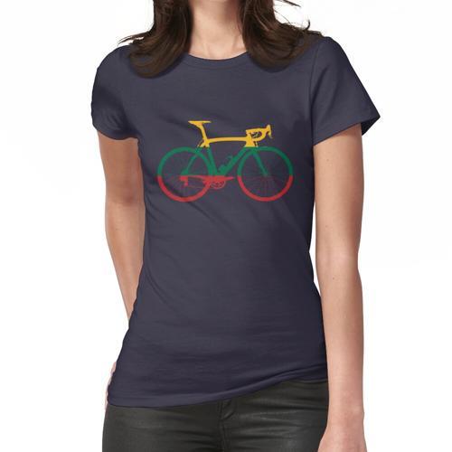 Fahrradfahne Litauen (groß) Frauen T-Shirt