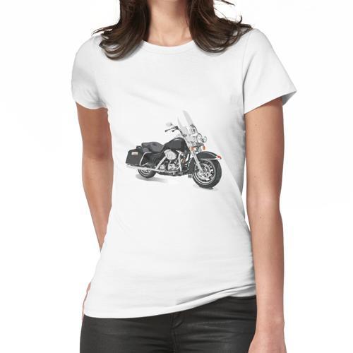 Harley-Davidson Style Fahrrad Frauen T-Shirt