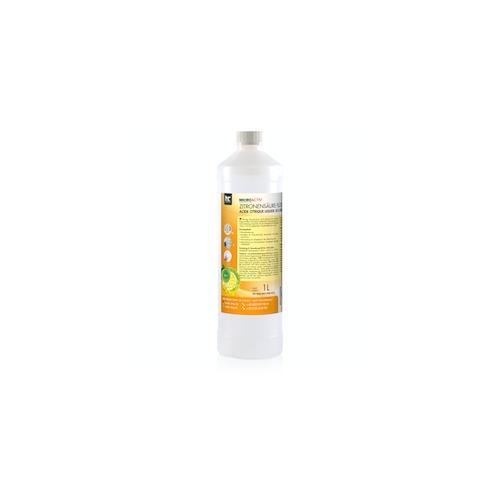 15 x 1 Liter Zitronensäure 50% flüssig
