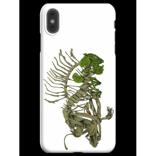 Anglerfisch-Aquarium iPhone XS Max Handyhülle