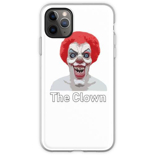 #horrorclown Flexible Hülle für iPhone 11 Pro Max