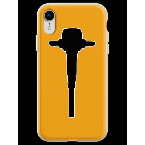Bohrhammer Bohrhammer Flexible Hülle für iPhone XR