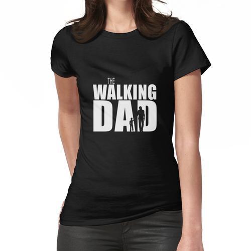The Walking Dad Cool TV Dusche Fans Design Frauen T-Shirt