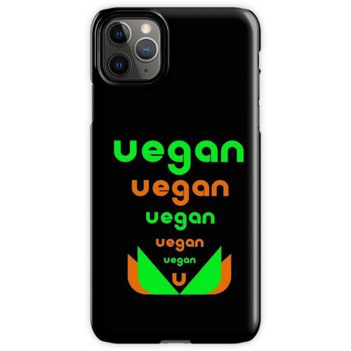 Veganer veganer Veganer iPhone 11 Pro Max Handyhülle