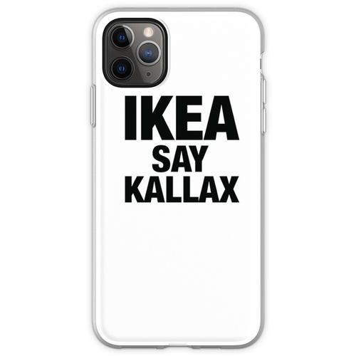 IKEA SAGEN KALLAX Flexible Hülle für iPhone 11 Pro Max