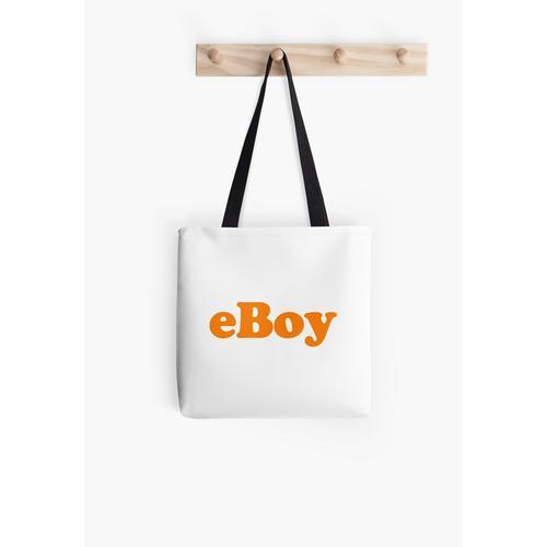 eBoy im easyJet-Stil Tasche