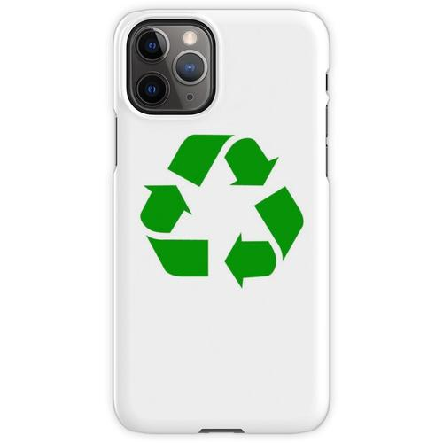 Recycling Recycling-Logo iPhone 11 Pro Handyhülle