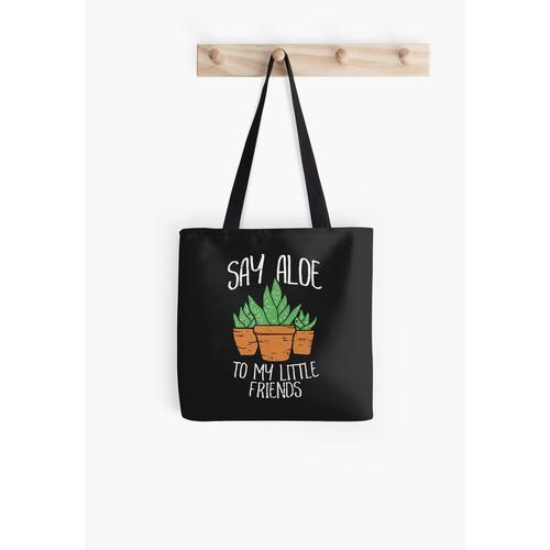 Pflanzen Topfpflanzen Geschenk Tasche