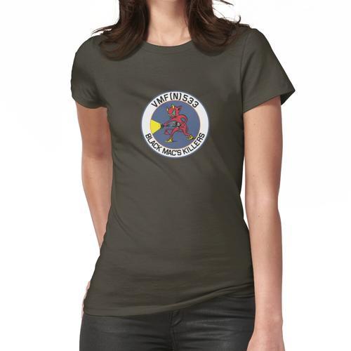 Black Macs Killers - VMF (N) 533 Frauen T-Shirt