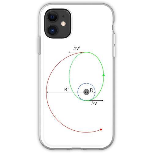 Hohmann Transfer in Farbe Flexible Hülle für iPhone 11