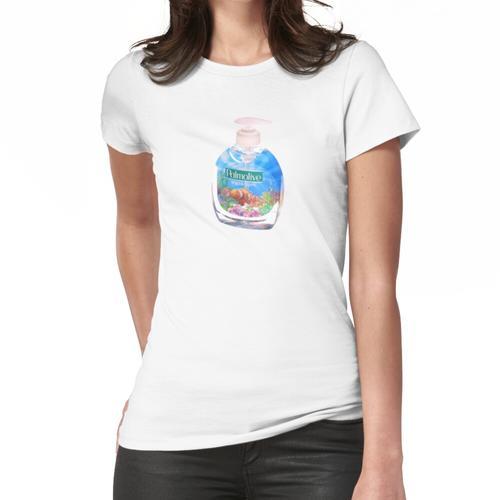 Palmolive Aquarium Frauen T-Shirt