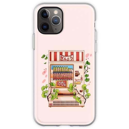 Ginkgo-Getränke Flexible Hülle für iPhone 11 Pro