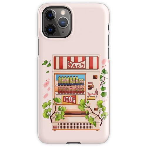 Ginkgo-Getränke iPhone 11 Pro Handyhülle