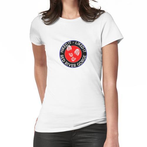WANDERN RED RIVER GORGE KENTUCKY WANDERN WANDERN IT LIKED IT KY Frauen T-Shirt