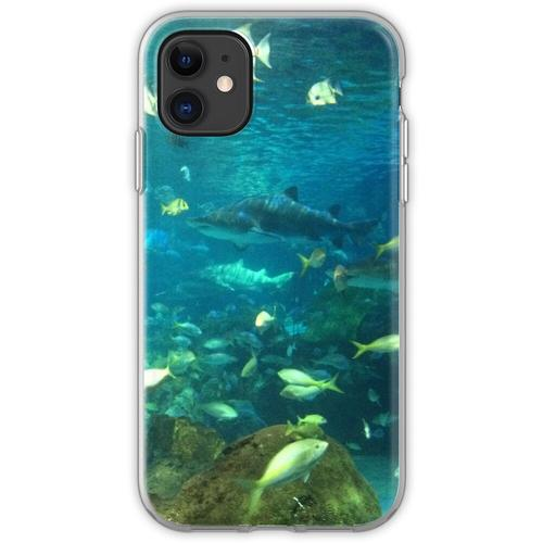 Ripleys Aquarium Flexible Hülle für iPhone 11