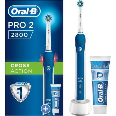 Oral-B PRO 2800 CROSS ACTION BLE...