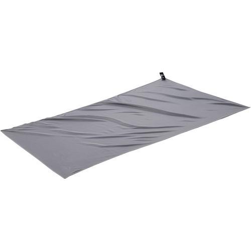 McKinley Handtuch Towl Microfaser LT Handtuch in grey dark, Größe M