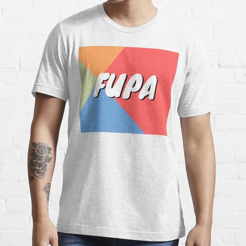 FUPA - Fett Oberer Schambereich Essential T-Shirt
