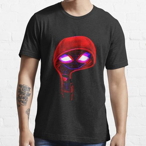 Animation Spiderman, Gangster Spiderman, Spiderman Essential T-Shirt