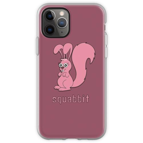 Bricklberry Squabbit Flexible Hülle für iPhone 11 Pro