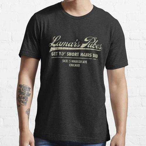 Lamar's Schamhaare Essential T-Shirt