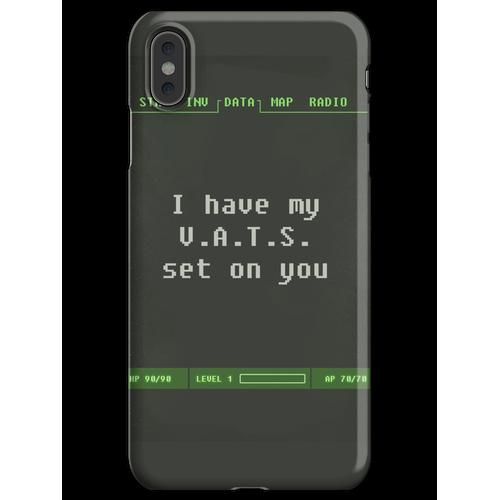 Mehrwertsteuer auf Sie iPhone XS Max Handyhülle