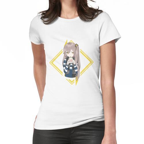 UMP45 Nudelzeit! Frauen T-Shirt