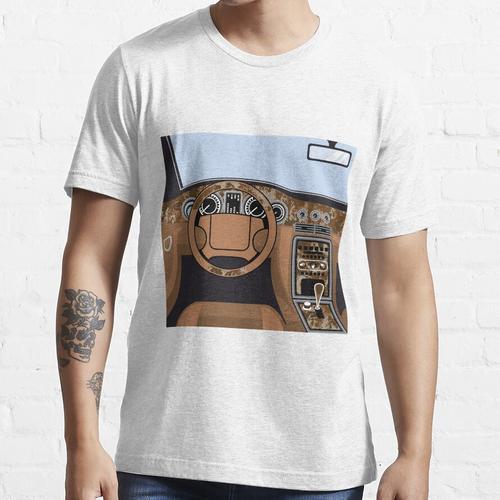 Car Interior Holzverkleidung Essential T-Shirt