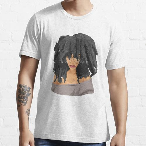 Schöne Windel Dicke Dreadlocks (v.1) Essential T-Shirt