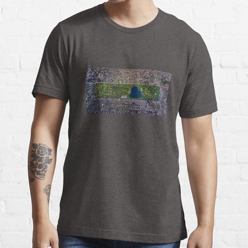 Luftbild von New York Essential T-Shirt