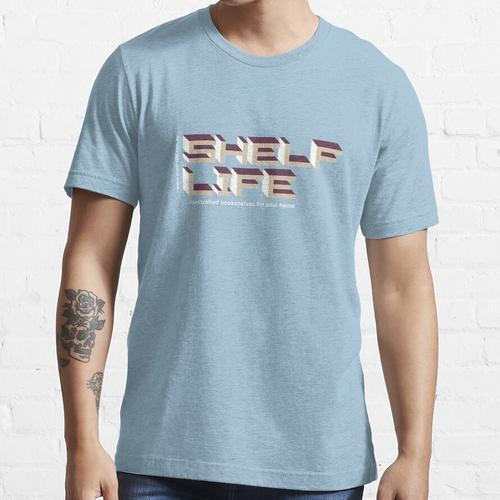 Haltbarkeit (blaues T-Shirt) Essential T-Shirt