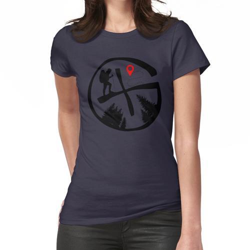 Geocaching T-Shirt Geocache, cooler Spruch