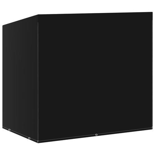 vidaXL Hollywoodschaukel-Abdeckung 6 Ösen 185x117x170 cm