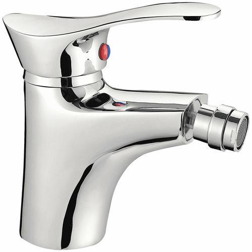 Ferro - Einhebelmischer Bidetarmatur Badarmatur Bad Wasserhahn für das Bidet - Serie 'SWING'