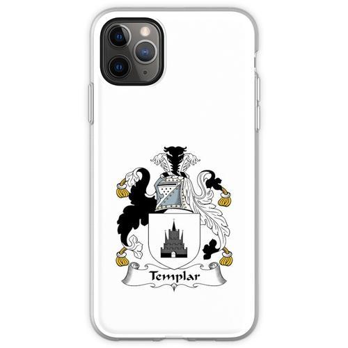 Templer oder Templer Flexible Hülle für iPhone 11 Pro Max