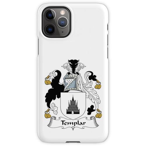 Templer oder Templer iPhone 11 Pro Handyhülle