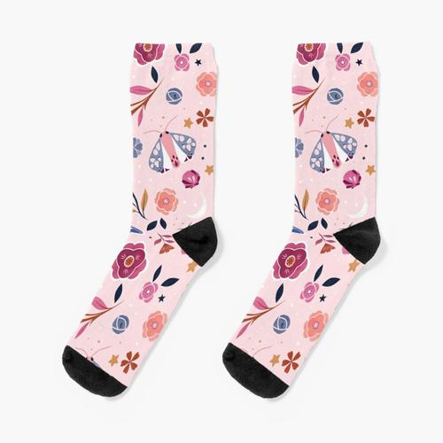 Schmetterlingshaus Socken