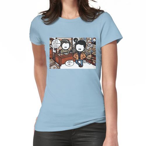 Kevin Keller und Papa Keller Frauen T-Shirt