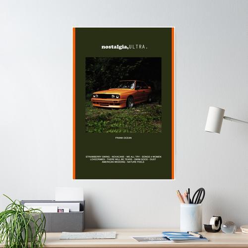 NOSTALGIE Poster