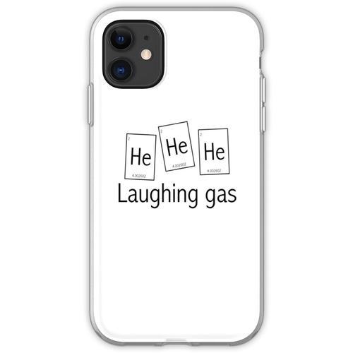 Lachgas Flexible Hülle für iPhone 11