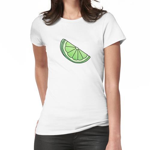 Limettenkeil Frauen T-Shirt