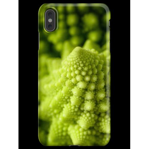 Romanesco Brokkoli iPhone XS Max Handyhülle