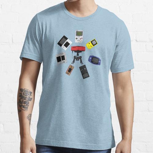 Gameboys + Virtualboy Essential T-Shirt