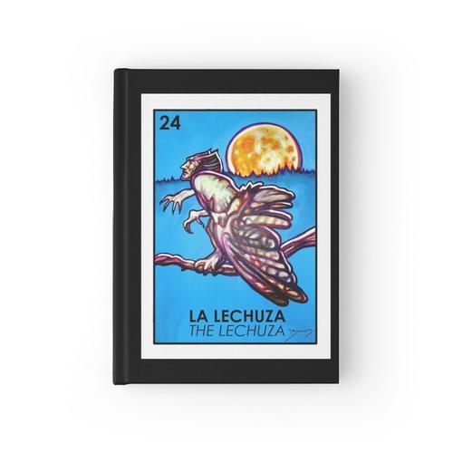 La Lechuza - Die Lechuza Loteria Notizbuch