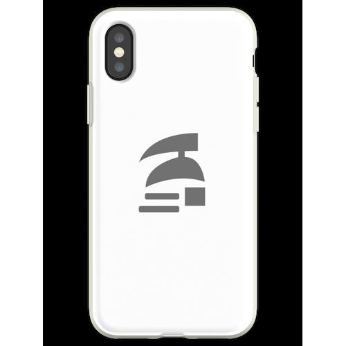 Eisenhut Flexible Hülle für iPhone XS