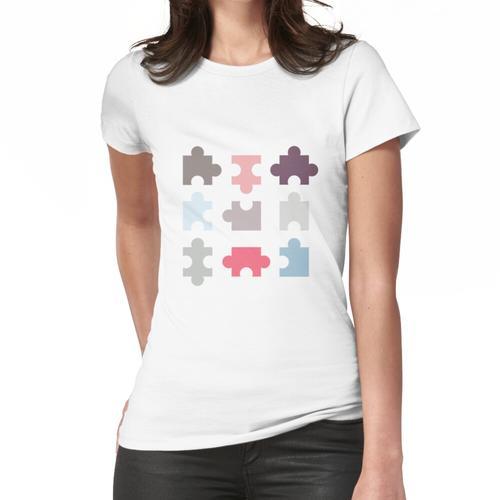 Puzzleteil Frauen T-Shirt